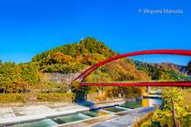 愛本橋(黒部市)