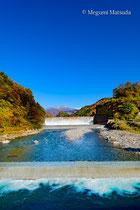 本宮砂防堰堤(富山市)