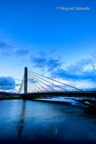 比美乃江大橋(氷見市)
