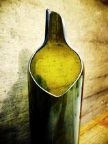 Vase Wein Flasche