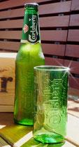 Trinkglas Carlsberg