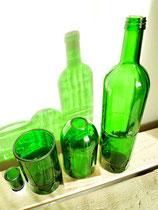 Upcycling aus Flaschen