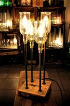 Stehleuchte Lampe Anjola Upcycling