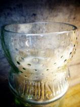 Mineralwasser Upcycling Karaffe