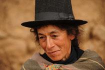 Bäuerin / Kartoffeln - Peru