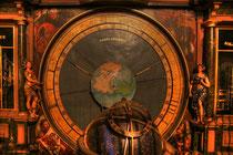 Uhr im Straßburger Münster