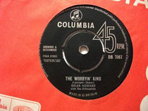 The Worryin' Kind/Come To Me Columbia DB 7067 1963