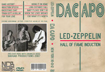 Da Capo - Led Zeppelin Hall Of Fame Induction dadgad prod. 2007
