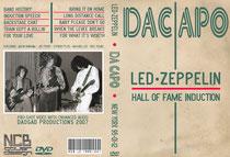 Da Capo - Led Zeppelin Hall Of Fame Induction dadgad prod. 2007