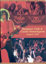Marquee Club & Castle Donnington August 1990 AMS 1990