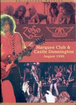 Marquee Club & Castle Donnington August 1990 AMS 1990