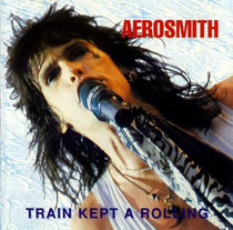 Train Kept A Rolling PLuto Records PLRCD 9125 1990
