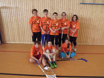 Platz 3 - MS Neukirchen - WK III