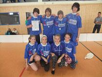 Platz 1 - MS Lengefeld - WK II