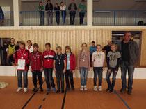 Platz 2 Gymnasium Stollberg - WK III