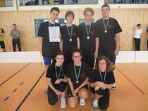 Platz 2 - MS Neukirchen - WK II