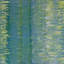 Fischtreppe | 150 x 150 cm