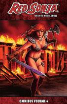 Red Sonja: Omnibus 4