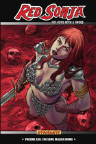 Red Sonja: The Long March Home