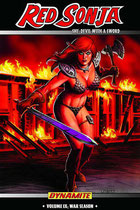 Red Sonja: War Season