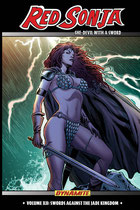 Red Sonja: Swords Against The Jade Kingdom
