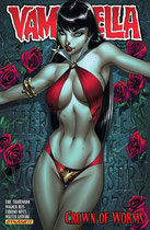 Vampirella: Crown of Worms