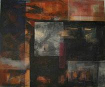 """Leinwand-Acryl-60x50 cm - """"Durchblick1"""""""