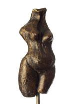 ´Schwebender Akt` Bronze_13 cm_Auflage 24 Stk.