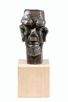 Der Mann, Bronzeguss, Höhe: 16 cm