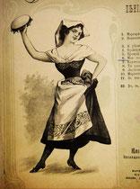 Танцовщица-неаполитанка