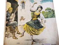 Танцовщица-испанка