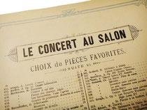 Концерт в гостиной, серия изданий Юргенсона