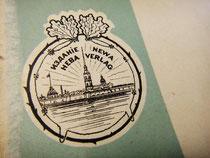 Логотип издательства с изображением Петропавловской крепости