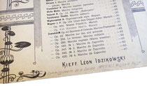 Леон Идзиковский, киевский комиссионер Императорского русского музыкального общества