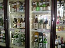 純米酒、吟醸酒、生酒