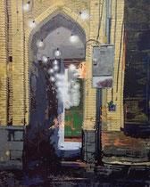 CYMIN, 2018, Öl auf Leinwand, 150 x 120 cm