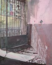 Sololaki, 2020, Öl auf Leinwand, 150 x 120 cm verkauft