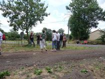 Randonnée à Pied dans la campagne de Haute-Loire