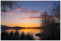 4077 Sonnenuntergang am Hopfensee