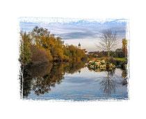 Donautal - Blick auf Laiz 8330
