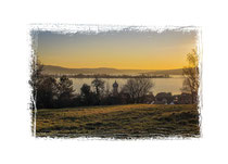 Allensbach - Blick über den Gnadensee zur Insel Reichenau 2994
