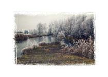 Winterlandschaft im Hegau bei Stockach 2143