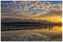 0830 Sonnenuntergang am Hopfensee