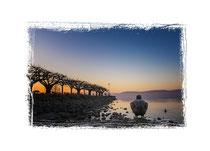 """Morgendämmerung Radolfzell mit """"El Nino"""" 2729"""