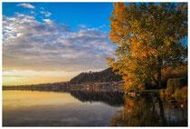 0825 Oktoberabend am Hopfensee