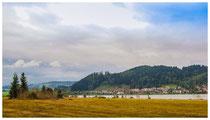 0681 Blick auf Hopfen am See
