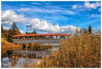 6568 Holzbrücke bei Lechbruck