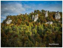 Donautal - Burg Wildenstein 5769
