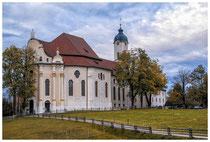 6662 Wieskirche bei Steingaden