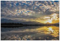 0802 Sonnenuntergang am Hopfensee